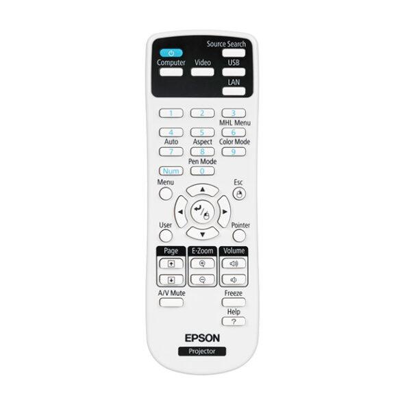 Epson EB-695Wi remote