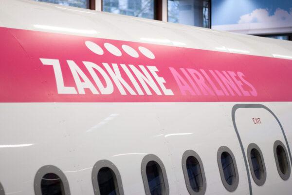 Zadkine Airlines – Rotterdam
