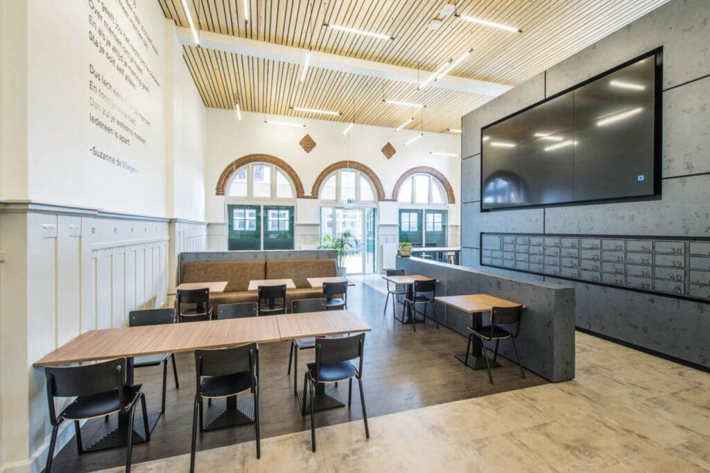 Infocenter Bonaventuracollege | Yield Projecten B.V.